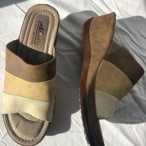 White Mountain Shoes - Cliffs sandals by White Mountain